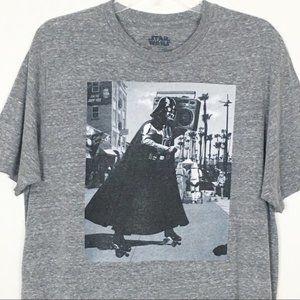 Fifth Sun Star Wars Darth Vader Shirt L